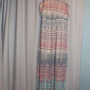 Lily Rose Dresses - Maxi Dress